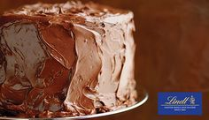 Lindt Basic Chocolate Cake Ingredients 1 + bars g each) Lindt Excellence Cacao Dark Chocolate, chopped 1 cup plus ½ tablespoon g) butter, softened cup g) powdered. Lindt Chocolate, Best Chocolate Cake, Baker Recipes, Dessert Recipes, Yummy Recipes, Decadent Cakes, Pudding Cake, Cake Ingredients, Cupcake Cakes