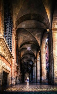 Portico in #Bologna by Marco Ledda on 500px #Italy #Europe