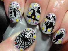 DIY Halloween Nails : DIY Another Halloween Mani