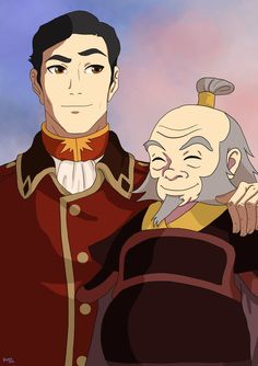General Iroh, I and II.