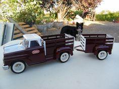1967 Tonka Stake Farm truck in Toys, Hobbies, Diecast Vehicles, Cars, Trucks & Vans | eBay