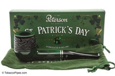 TobaccoPipes.com - Peterson St. Patrick's Day Pipe 2015 - 106 Fishtail, $94.40 #tobaccopipes #smokeapipe (http://www.tobaccopipes.com/peterson-st-patricks-day-pipe-2015-106-fishtail/)