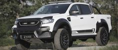British tuner, M-Sport, has recently introduced the M-Sport Ford Ranger package to the UK and European markets. This upgraded Ranger has several similarities to the Ford Raptor. Several truck … Ford Ranger Wildtrak, Ranger Truck, Ford Ranger Raptor, 2019 Ford Ranger, Lifted Trucks, Ford Trucks, Pickup Trucks, Ford Rapter, Car Ford