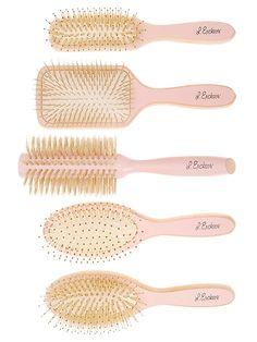 The best L. Erickson hairbrushes