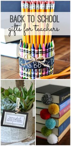 The kids are heading home for summer in the next few weeks! Check out these 10 gifts for teachers. #3 is my favorite!