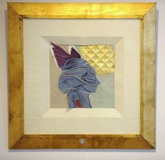 Traditional Paper art... FA Size: 32x 35 cm İstanbul, 2012 3000$