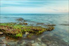 Морская идилия на диком пляже в Крыму Обои №18