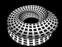 "Multi Sided Torus (parametric surface) The script ""Multi-sided Torus"" let you set the number of sides with the parameter N. MathMod scripts:…  -  Abderrahman Taha"