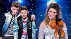 Bars and Melody and Lettice Rowbotham are in the Final
