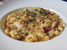 Cajun Mac and Cheese1lb rigatoni pasta1 tbsp olive oil1lb andouille sausage, diced1 large onion, chopped4 stalks celery, chopped...