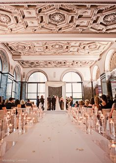Jewish Wedding at Chicago Cultural Center - entries - Wedding Creativo Blog: Chicago, Midwest and Destination Weddings