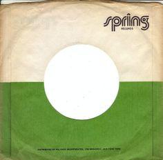 Spring - Polydor - USA - 1970s