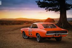 Dukes of Hazard General Lee ~ Dodge Charger Motogp, General Lee Car, Dukes Of Hazard, Dodge Muscle Cars, 1969 Dodge Charger, Charger Srt8, Us Cars, Cars Land, Car Photography