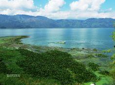 El Lago de Yojoa, Honduras - the only lake in all of Honduras