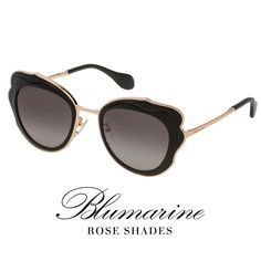miglior sito web 97102 1492b Pin on Blumarine SS 2019 • Rose Shades Eyewear Collection