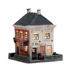 Glasfabriek - Dickensville Elfsteden - Sloten
