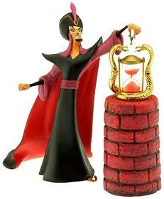 WDCC Aladdin Jafar Oh Mighty Evil One