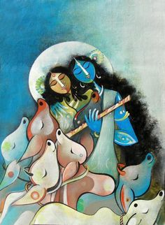 Radhe Krishna by Rajeev Kumar