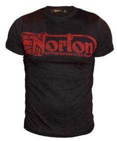Norton British Motorcycles Shirt