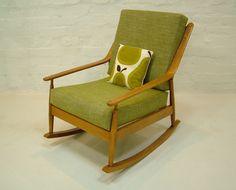 I like small rocking chairs..