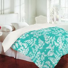 Pretty. DENY Designs Home Accessories | Aimee St Hill Spring 2 Duvet Cover