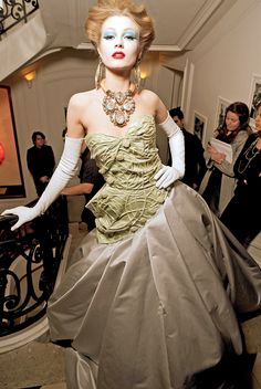 Dior Couture by John Galliano