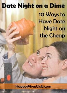 Top 10 Tips to Have #Date_Night on the Cheap - #Marriage
