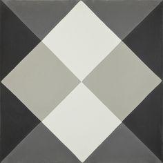 """Pamplona-925 8"""" x 8"""" http://www.granadatile.com/echo_catalogue.php?t=0&n=82#tile  cement tile, concrete tile, encaustic tile #cementtile #cementtiles #concretetile #concretetiles #encaustictile #encaustictiles"""