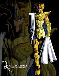 Aioria de Leão, Guardião da 5a Casa do Santuário, o Cavaleiro mais orgulhoso de todos.