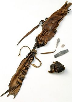Otzi, the 5,300 year old Iceman from the Alps...what we can learn from The contents of The Iceman's Belt about survival