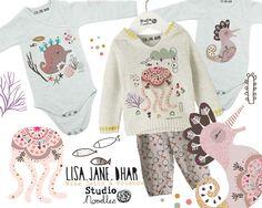 Lisa Jane Dhar for Studio Noodles