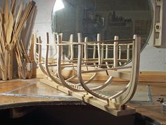 model ship building | SHIP MODEL built from scratch - Woodworking Talk - Woodworkers Forum