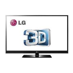 LG 60PZ550 60-Inch 1080p 600 Hz Active 3D Plasma HDTV with Internet Applications