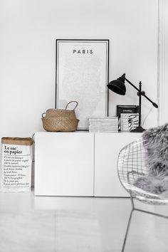 Inspiring Homes : White heaven by Kristin Sundberg