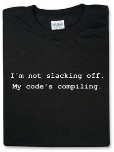 #ThinkGeek                #ThinkGeek                #Compiling                Compiling                                           http://www.seapai.com/product.aspx?PID=1804985