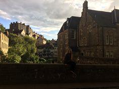 Scotland, Dean village, Edinburgh