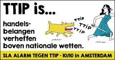#TTIPalarm