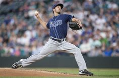 Tampa Bay Rays Trade Ryan Garton and Mike Marjama to Seattle