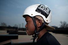 Parisite Skatepark! | The 1st Public Skatepark in New Orleans | Video