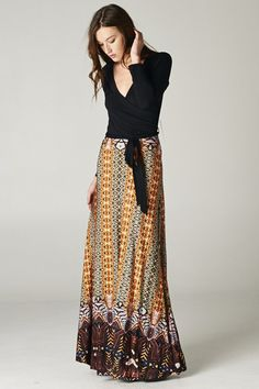 Maxi Skirt from Emma Stine