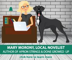 http://marymorony.com to learn more about this fantastic Indie Author