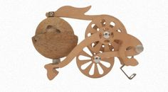 make your bike sound just like a galloping horse