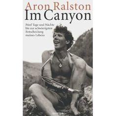 Aron Ralston - Im Canyon