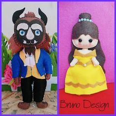 Bambola feltro hobby Puppets