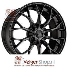 Niu Wheels Y Matt Black 18 inch