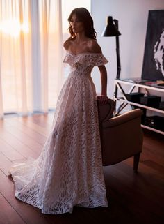 """Wedding dress """"Laima"""" Natalia Romanova – buy in Moscow dress Laima from the coll… Gala Dresses, Couture Dresses, Satin Dresses, Strapless Dress Formal, Evening Dresses, Fashion Dresses, Gowns, Summer Dresses, Lovely Dresses"""