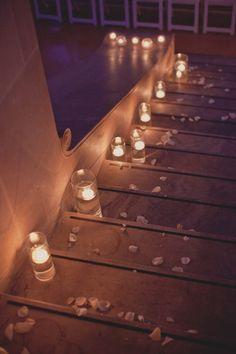 Dramatic Candlelight