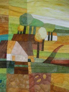 A ISELI Landschaft nach Ton Schulten Detail