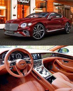 ideas for luxury cars bentley continental Bentley Continental Gt, Continental Cars, New Sports Cars, Exotic Sports Cars, Exotic Cars, Sport Cars, Lamborghini, Maserati, Ferrari
