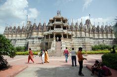 Fotografía: Juan José Cid - Templo de Adinath, Ranakpur NK Jaipur, Taj Mahal, Varanasi, Nepal, Louvre, India, Building, Travel, World